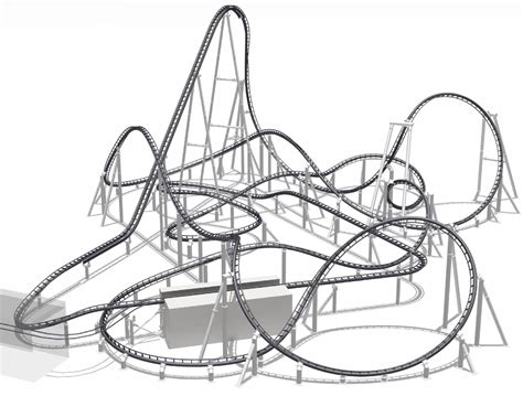 roller coaster design newsplusnotes vekoma teases new quot bermuda blitz quot looping