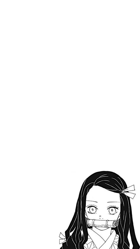 nezuko wallpaper kimetsu  yaiba cute anime