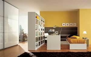Weiße Regale Ikea : 62 gelungene beispiele die f r einen raumtrenner sprechen ~ Michelbontemps.com Haus und Dekorationen