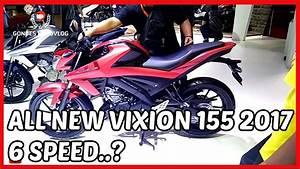 All New Vixion 150 Dan Vixion R 155 Vva 6 Speed Terbaru