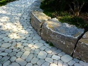 Rindenmulch Als Gartenweg : wie sie ihren gartenweg trittsicher pflastern ~ Lizthompson.info Haus und Dekorationen