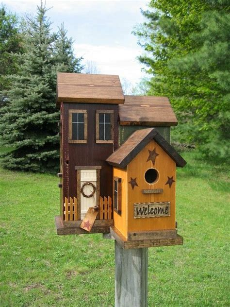 build  squirrel house woodworking projects plans