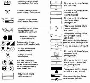 Blueprint Symbols For Fixtures