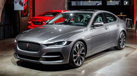 Jaguar Xe News by Jaguar Xe Gets New Looks Technology And Better Interior