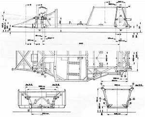 Race Car Chassis Blueprints In Locost Front Suspension
