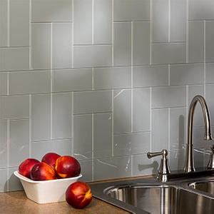 kitchen backsplash tile photos peel and stick 3x6 glass backsplash tiles aspect 5071