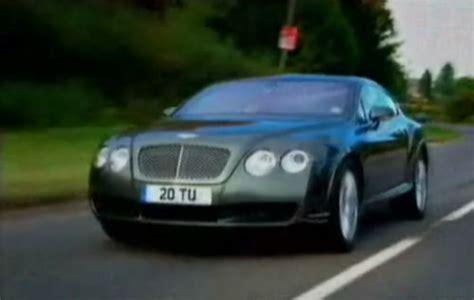 2003 Bentley Continental Gt In