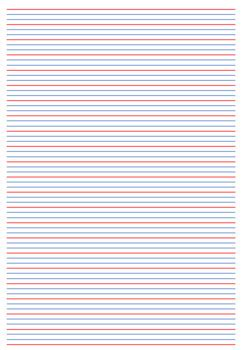handwriting lines year    qld style  resource