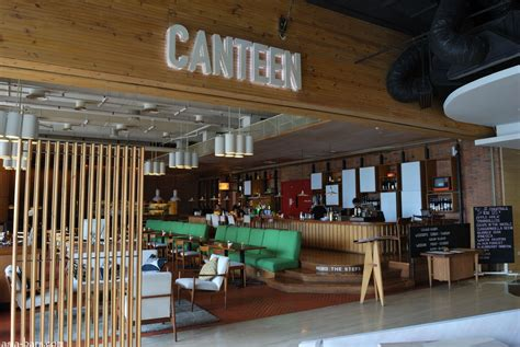 modern cuisine canteen popular gourmet cafe at plaza indonesia in