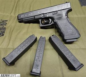 ARMSLIST - For Sale: Glock 35 w/ ghost trigger, chrome kit ...