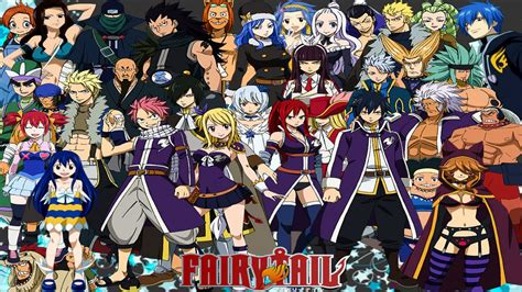 top  strongest guilds  fairytail youtube