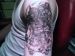 Trend Tattoos: Werewolf Tattoos