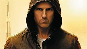 Mission Impossible Ghost Protocol - wallpaper.