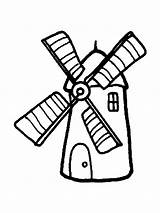 Coloring Mill Windmill Letter Line Keşan Clipartmag Drawing Printable Handwriting Worksheets sketch template
