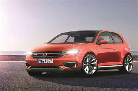 volkswagen golf gti   hybrid performance boost