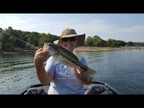 table rock fishing report table rock lake video fishing report september 20 2016