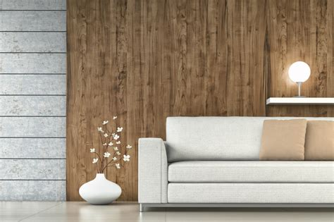 Bemerkenswert Deko Idee Holz Wandgestaltung Mit Stein Bemerkenswert Auf Kreative Deko