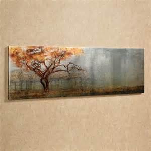 serengeti tree canvas wall art