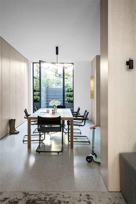 terrazzo  flooring  walls  furniture