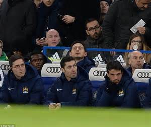 Chelsea 1-1 Manchester City: Jose Mourinho's side remain ...