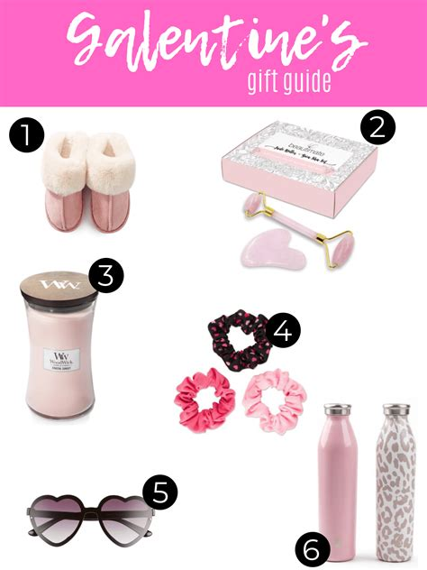 Galentine's Day Gift Guide in 2020 | Gift guide ...