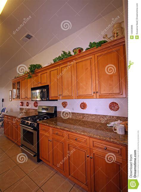 cuisine luxueuse cuisine luxueuse moderne photos libres de droits image