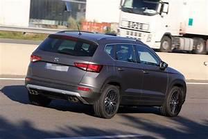 Seat Ateca Essence : seat ateca cupra 290 ch pour le suv ib re actu automobile ~ Gottalentnigeria.com Avis de Voitures