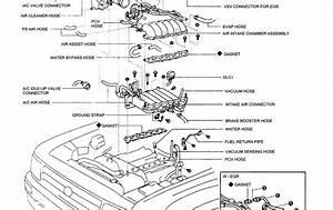 95 Toyota T100 Fuse Box Diagram