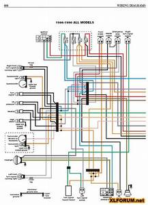 Wiring Problems I Need I Diagram - The Sportster And Buell Motorcycle Forum