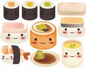 Cute Sushi Drawings images