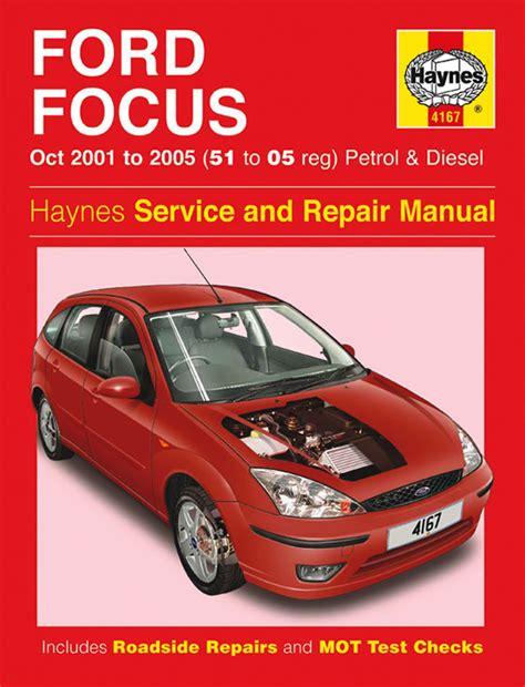ford focus owner manual