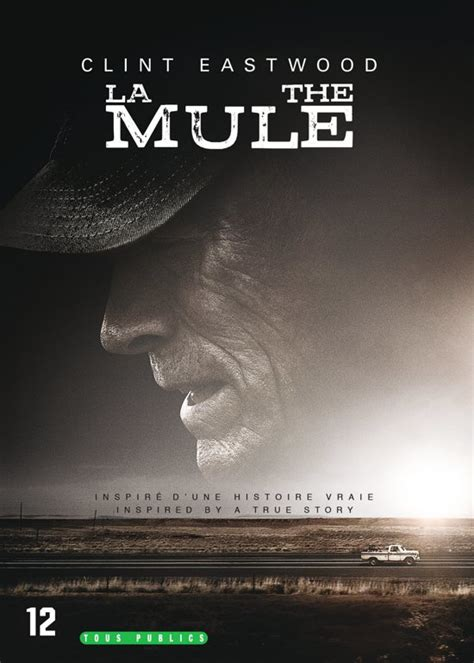With clint eastwood, patrick l. bol.com | The Mule (Dvd), Clint Eastwood | Dvd's