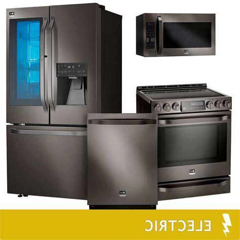 kitchen appliance package deals home depot