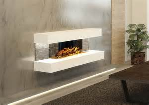 Electric Fireplace Hang On Wall