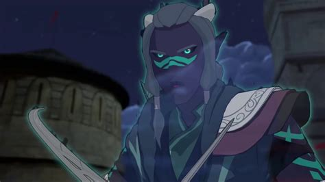 The Dragon Prince Rayla Tribute Youtube