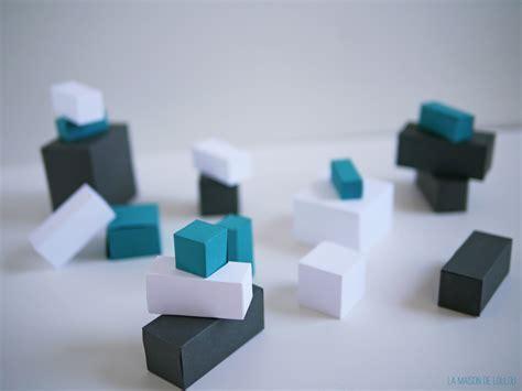 cube templates   diy paper robots