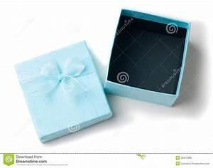 Boite Cadeau Vide Gifi : bo te cadeau bleue vide ouverte d 39 isolement photos libres ~ Dailycaller-alerts.com Idées de Décoration