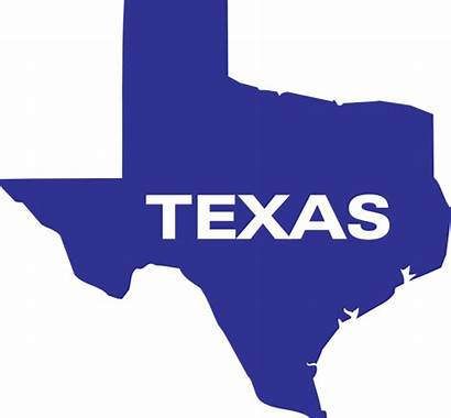 State Texas Clip Clipart Svg Silhouette States