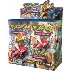 pokemon tcg xy9 breakpoint boosters box 36 packs