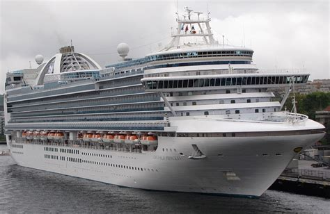 Emerald Princess - Itinerary Schedule Current Position | CruiseMapper