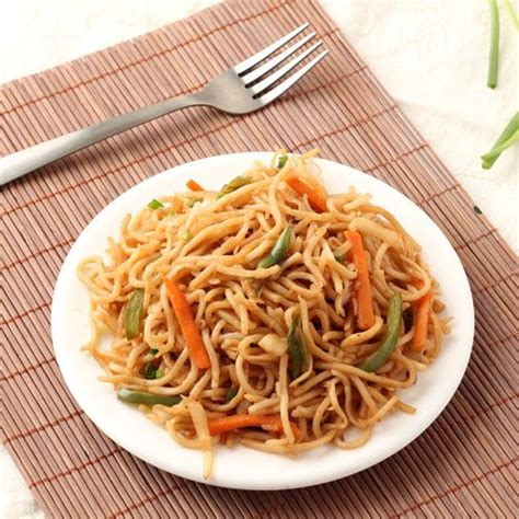 hakka cuisine recipes veg hakka noodles recipe noodle s and snacks