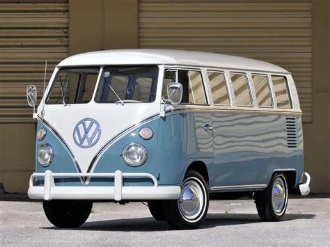 Vintage Volkswagen Wallpapers by 1963 67 Volkswagen T 1 Deluxe Classic H Wallpaper