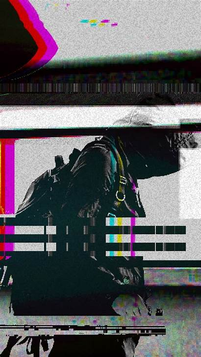 Aesthetic Wallpapers Iphone Glitch Vaporwave Anime Mobile
