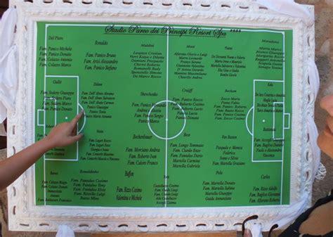 nomi tavoli tableau matrimonio nomi tavoli tema calcio uefa chions