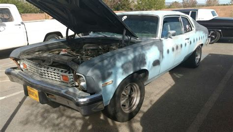 Project For Sale by Classic Coupe 1974 Chevrolet Project For Sale