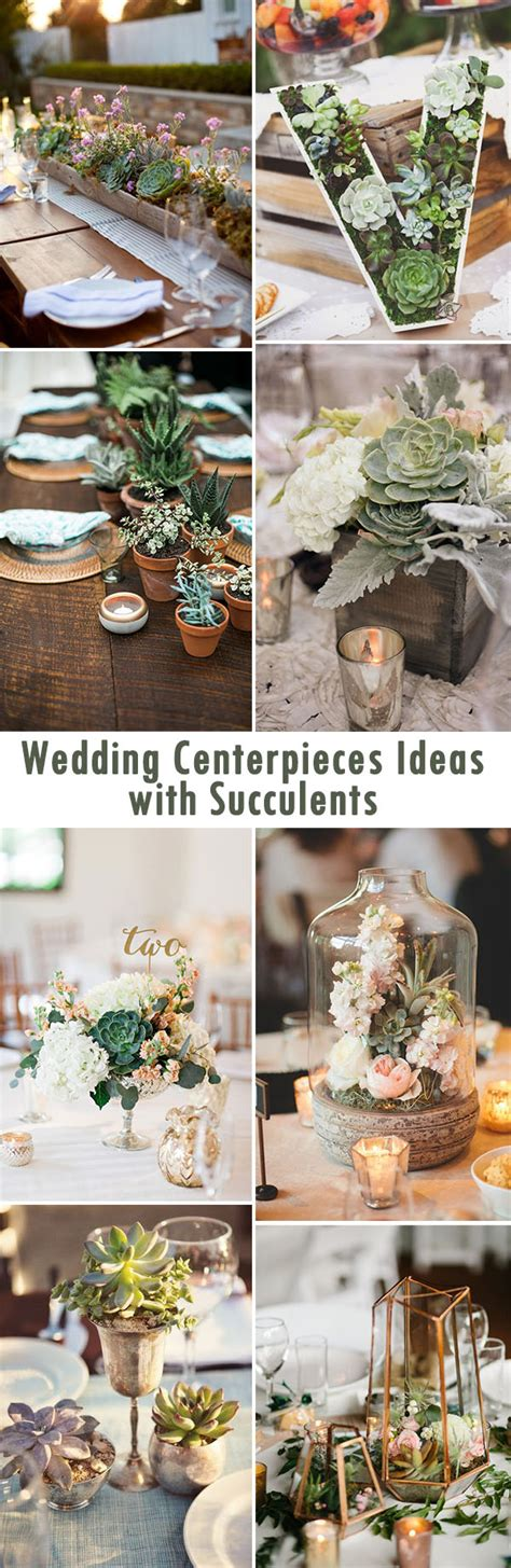 diy wedding decorations sg 46 best ideas to incorporate succulents into your weddings