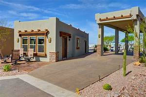 Superstition Views RV Resort in Gold Canyon, AZ for 55