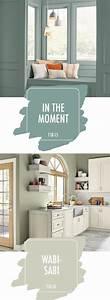 de 10 basta ideerna om behr pa pinterest valspar With kitchen cabinet trends 2018 combined with 60 x 60 wall art