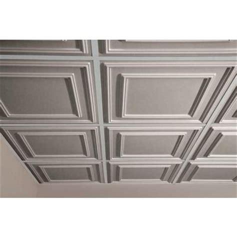 ceilume ceiling tiles home depot ceilume cambridge latte ceiling tile 2 x 2