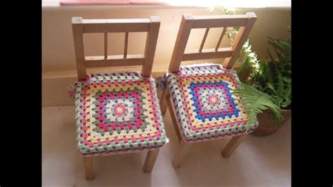 Crochet Pattern For Armchair Covers by Crochet Chair Covers